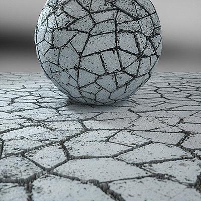 Cliquez sur l'image pour la voir en taille réelle  Nom : Mineral Reign 12 - Cracked Chalk.jpg Affichages :10 Taille :191,8 Ko ID : 21073