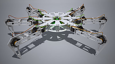 Cliquez sur l'image pour la voir en taille réelle  Nom : projet-robot-araignee-VRAYstuf2.jpg Affichages :16 Taille :192,9 Ko ID : 13550