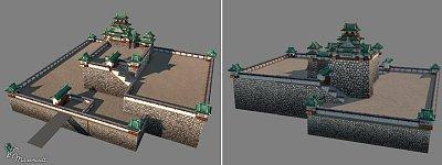 Cliquez sur l'image pour la voir en taille réelle  Nom : FC4-D-3-D-KOME-Castle-Jeu-4d-vue-ensemble-1.jpg Affichages :5 Taille :150,0 Ko ID : 23811