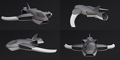 Cliquez sur l'image pour la voir en taille réelle  Nom : Submersible de chasse.jpg Affichages :19 Taille :177,7 Ko ID : 18622