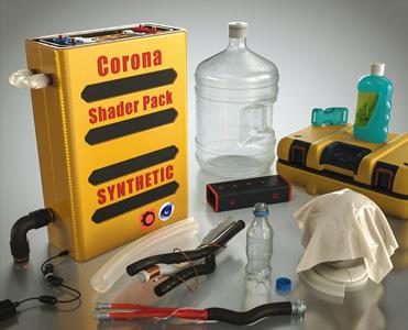 Cliquez sur l'image pour la voir en taille réelle  Nom : Corona-shader-pack-cinema-4d-synthetic_small.jpg Affichages :28 Taille :54,2 Ko ID : 22398