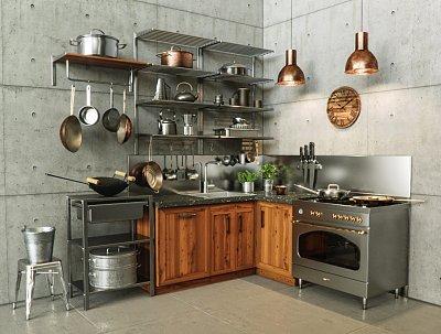 Cliquez sur l'image pour la voir en taille réelle  Nom : Metal_kitchen.jpg Affichages :8 Taille :478,0 Ko ID : 22362