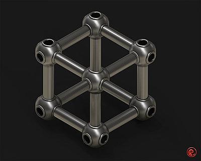 Cliquez sur l'image pour la voir en taille réelle  Nom : Escher V1.jpg Affichages :7 Taille :327,4 Ko ID : 21687