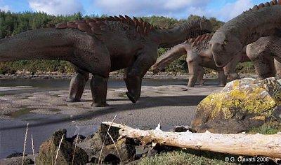 Cliquez sur l'image pour la voir en taille réelle  Nom : ampelosaurus.jpg Affichages :9 Taille :56,1 Ko ID : 23323